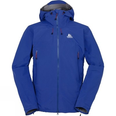 MOUNTAIN EQUIPMENT WOMEN'S SHIVLING GORETEX JACKET CELESTIAL BLUE SIZE 10