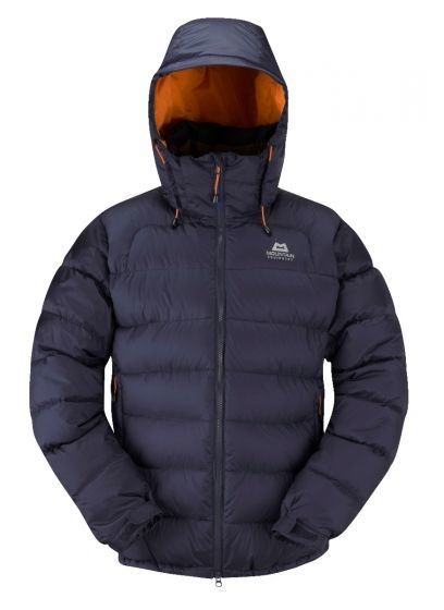 MOUNTAIN EQUIPMENT LIGHTLINE JACKET SECOND MEDIUM NAVY