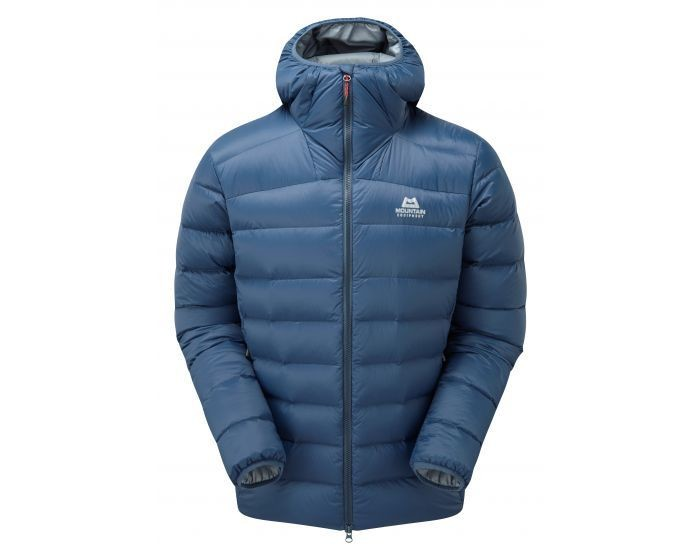 MOUNTAIN EQUIPMENT SKYLINE HOODED JACKET SODALITE BLUE MEDIUM