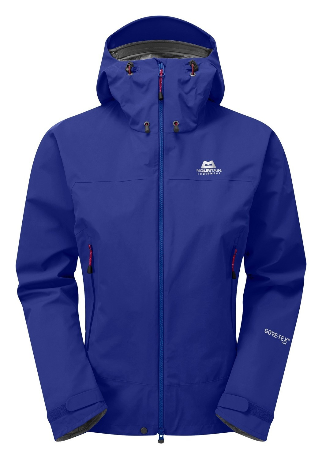 MOUNTAIN EQUIPMENT WOMEN'S SHIVLING GORETEX JACKET CELESTIAL BLUE