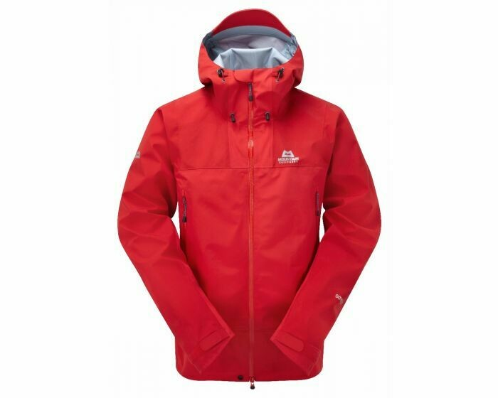 MOUNTAIN EQUIPMENT RUPAL GORETEX JACKET IMPERIAL RED MEDIUM