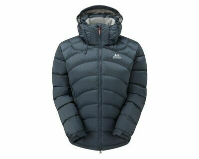 MOUNTAIN EQUIPMENT WOMEN'S LIGHTLINE DOWN JACKET BLUE NIGHTS 16