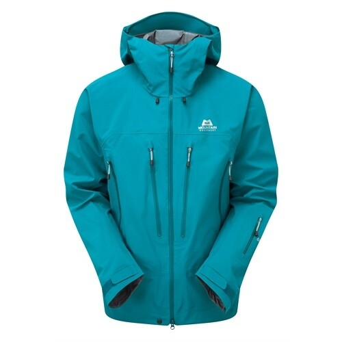 MOUNTAIN EQUIPMENT CHANGABANG GORETEX PRO JACKET TASMAN BLUE LARGE