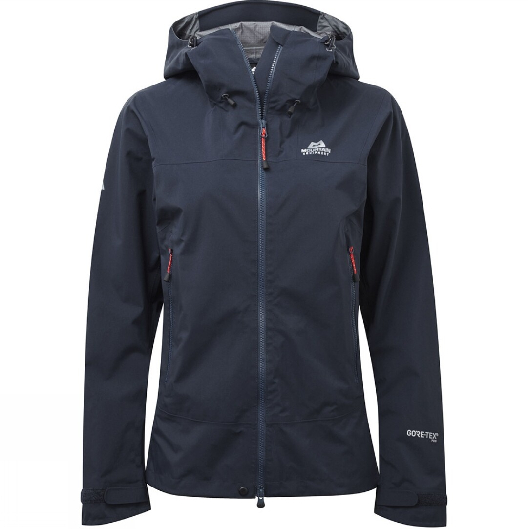 MOUNTAIN EQUIPMENT WOMEN'S JANAK GORETEX JACKET COSMOS 12
