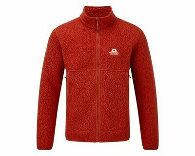 MOUNTAIN EQUIPMENT MEN'S MORENO FLEECE JACKET BRACKEN LARGE