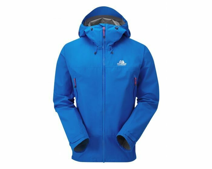 MOUNTAIN EQUIPMENT GARWHAL JACKET LAPIS BLUE MEDIUM
