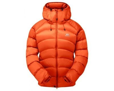 MOUNTAIN EQUIPMENT WOMEN'S SIGMA DOWN JACKET CARDINAL ORANGE 14 SECOND