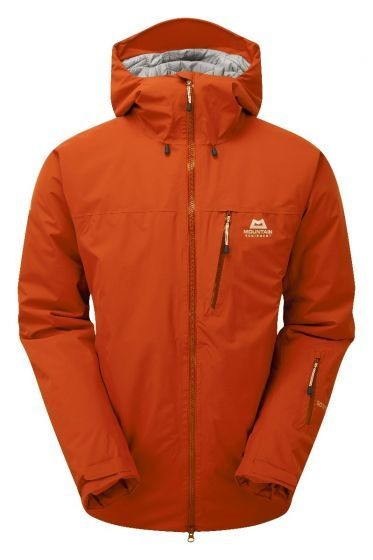 MOUNTAIN EQUIPMENT ALTAI GORETEX INSULATED JACKET MAGMA LARGE NEW