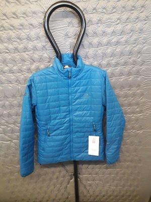 MOUNTAIN EQUIPMENT WOMEN'S RAMPART JACKET LAGOON BLUE 12 NEW