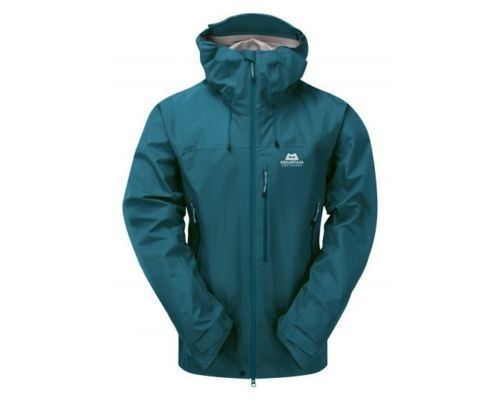 MOUNTAIN EQUIPMENT OGRE WATERPROOF JACKET LARGE LEGION BLUE NEW