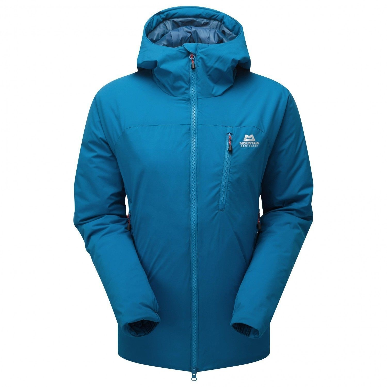 MOUNTAIN EQUIPMENT MERLON INSULATED JACKET LAGOON BLUE 12