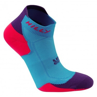 HILLY LIGHT CUSHION WOMENS SOCKLET SMALL 3-5.5
