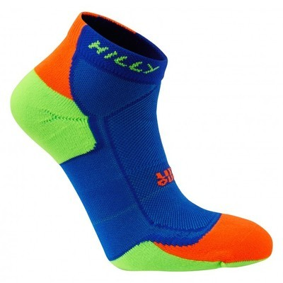 HILLY LITE CUSHION QUARTER SOCKS SMALL 3-5.5