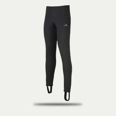 RONHILL EVERYDAY TRACKSTER ORIGIN PANT BLACK LARGE