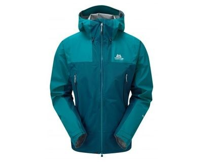 MOUNTAIN EQUIPMENT QUARREL GORETEX JACKET LEGION BLUE LARGE