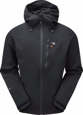 SPRAYWAY NAXOS WATERPROOF HYDRO DRY JACKET BLACK MEDIUM