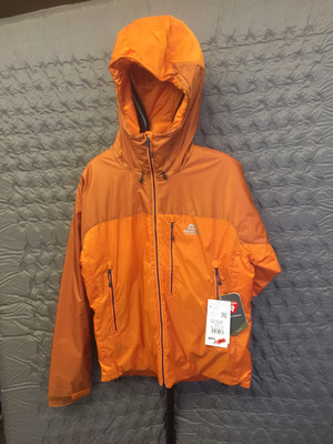 MOUNTAIN EQUIPMENT FITZROY JACKET FLAME LARGE