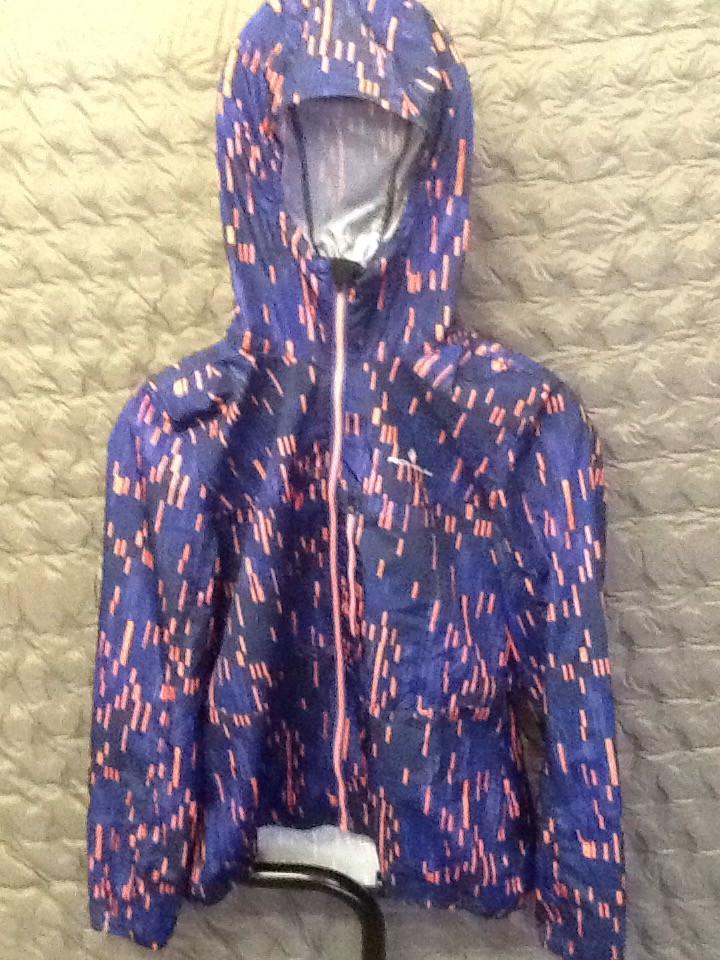 RONHILL WOMEN'S momentum wind force jacket dark sapphire 10