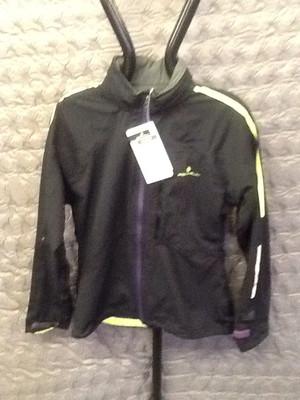 RONHILL WOMEN'S vision storm jacket black 12