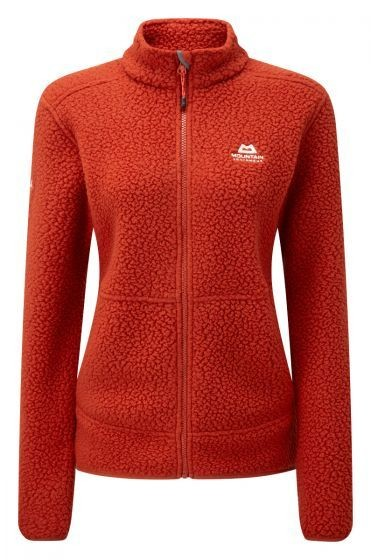 MOUNTAIN EQUIPMENT WOMEN'S MORENO FLEECE JACKET BRACKEN 12