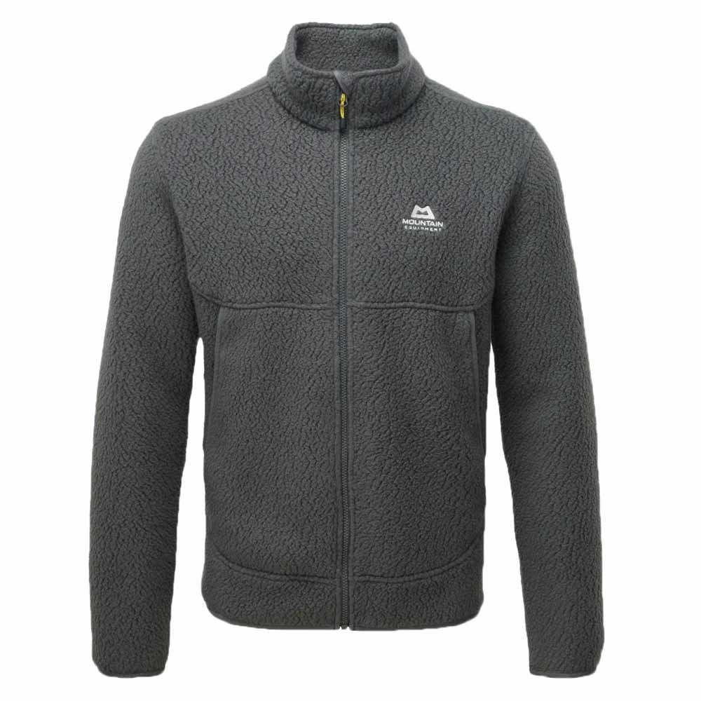 MOUNTAIN EQUIPMENT WOMEN'S MORENO FLEECE JACKET SHADOW GREY 12