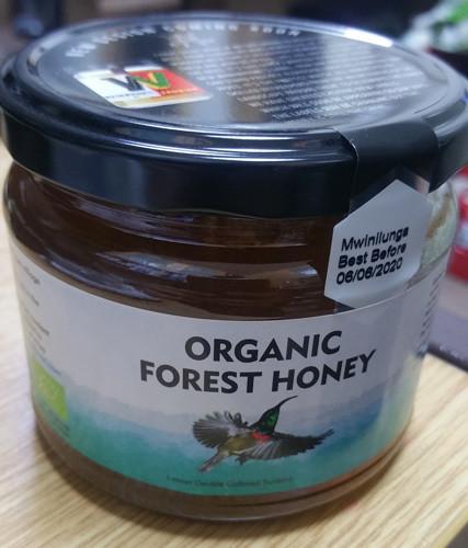 Organic Forest Honey