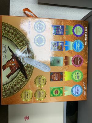 Quran Pen Reader - Tajweed Colour Coded (Medium Size) (Darul Qalam M9)