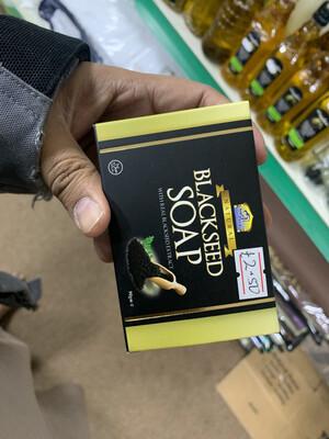 BLACKSEED SOAP WITH RAEL BLACKSEED EXTRACT