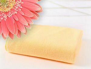 Jessicurl Australia Microfibre Plunking Towel - Orange