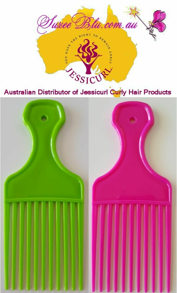 Jessicurl Australia Wide Tooth Comb