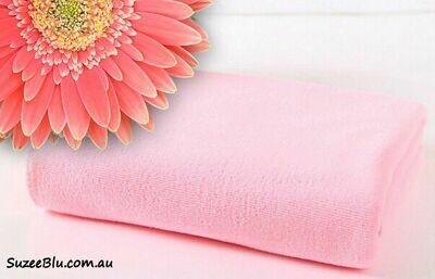 Jessicurl Australia Microfibre Plunking Towel - Pink