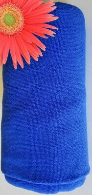 Jessicurl Australia Microfibre Plunking Towel -Royal Blue