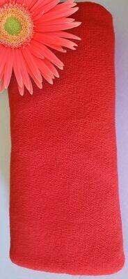 Jessicurl Australia Microfibre Plunking Towel -Red