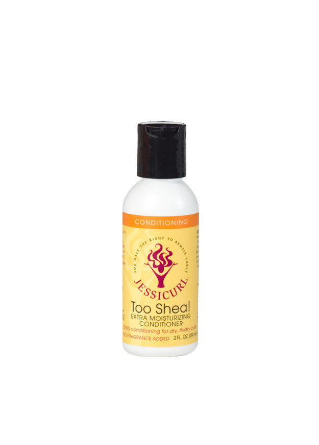 Jessicurl Too Shea! Conditioner No Fragrance Added 59ml (2oz)