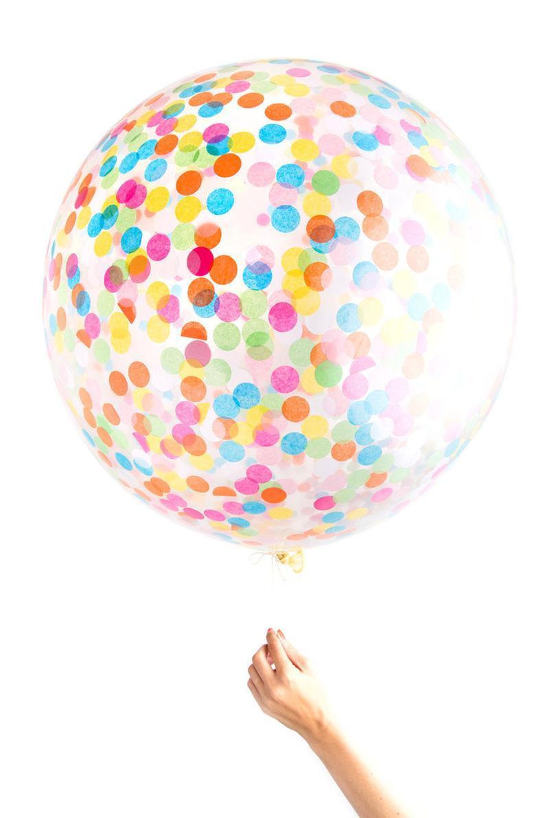 Confetti Balloon Pick & Mix 00008