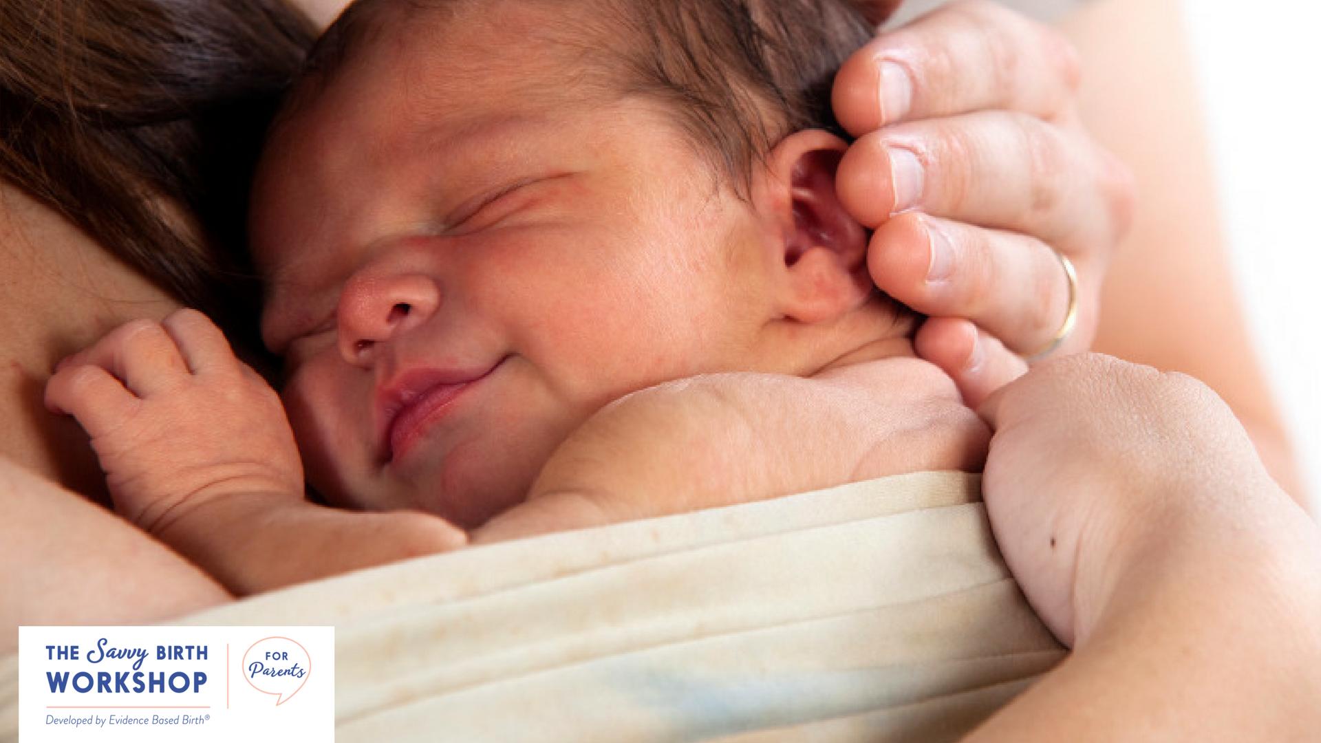 Savvy Birth Workshop (for Parents) SavvyParent