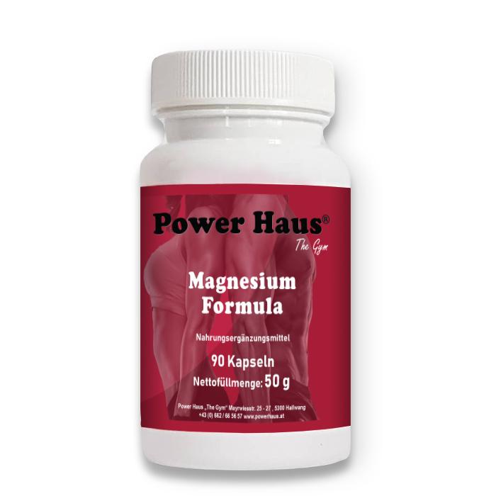 Magnesium Formula 90 Kapseln 00108