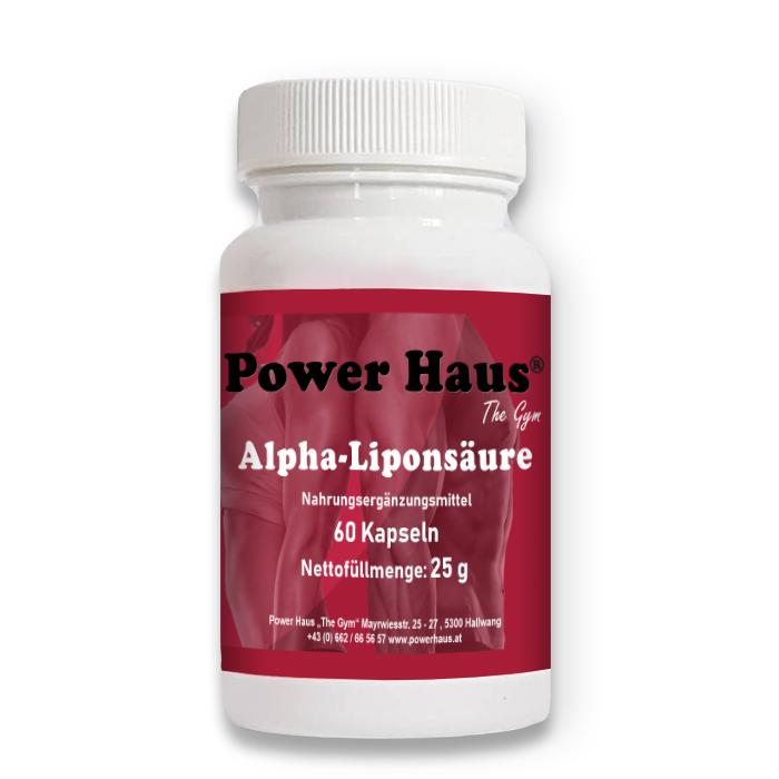 Alpha Liponsäure 60 Kapseln 00109