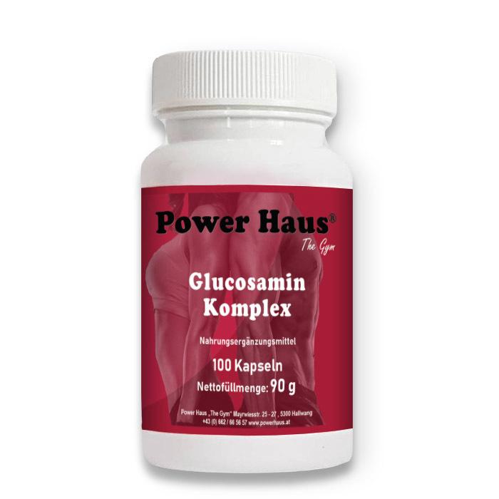 Glucosamin plus MSM, 100 Kapseln 00101