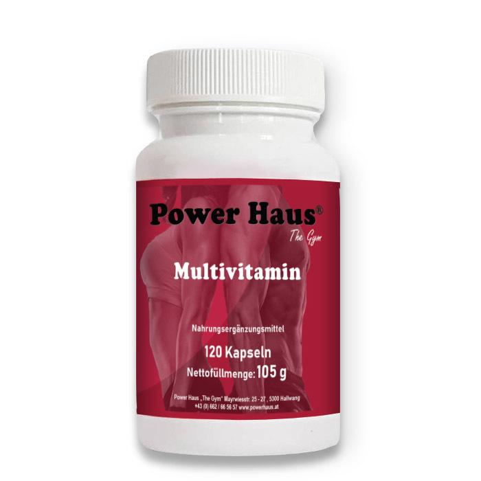 Multivitamin 120 Kapseln 00106