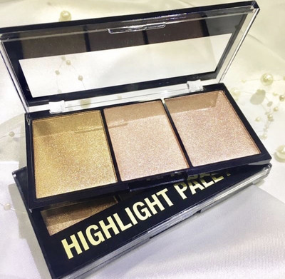 highliter trio - city color علبة اضاءة تريو