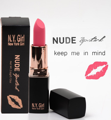 NYG Keep Me In Mind Lipstick - New York Giel