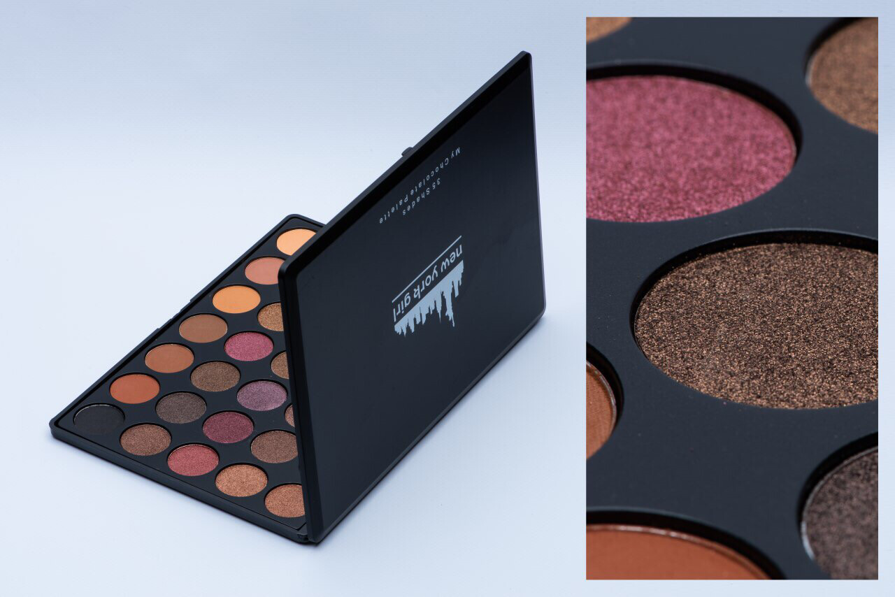 NYG MY CHOCOLATE 35 EYESHADOW علبة ظلال