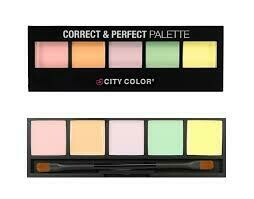 City Color Correct and Perfect Palette