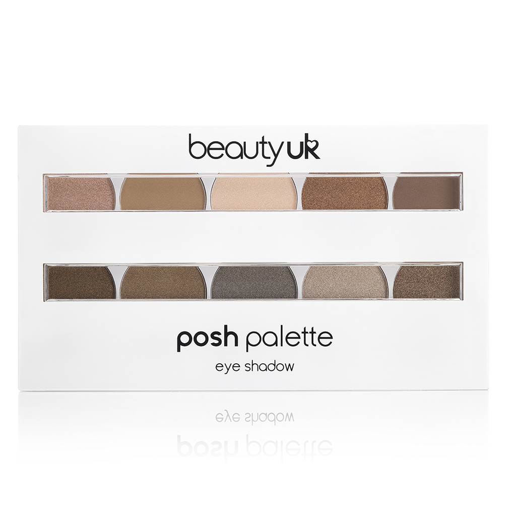 BE2146-1 Posh palette no.1 eden علبة ظلال 00014
