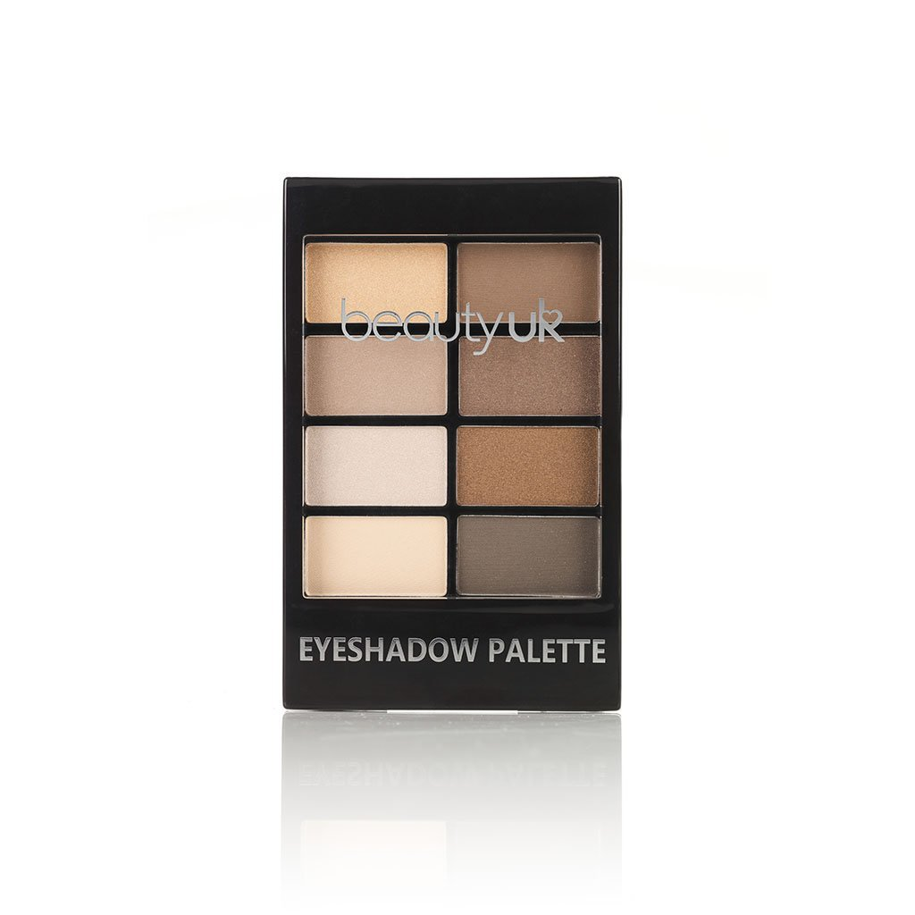 BE2174-1 Eyeshadow Palette Natural Beauty ظلال عيون 00045
