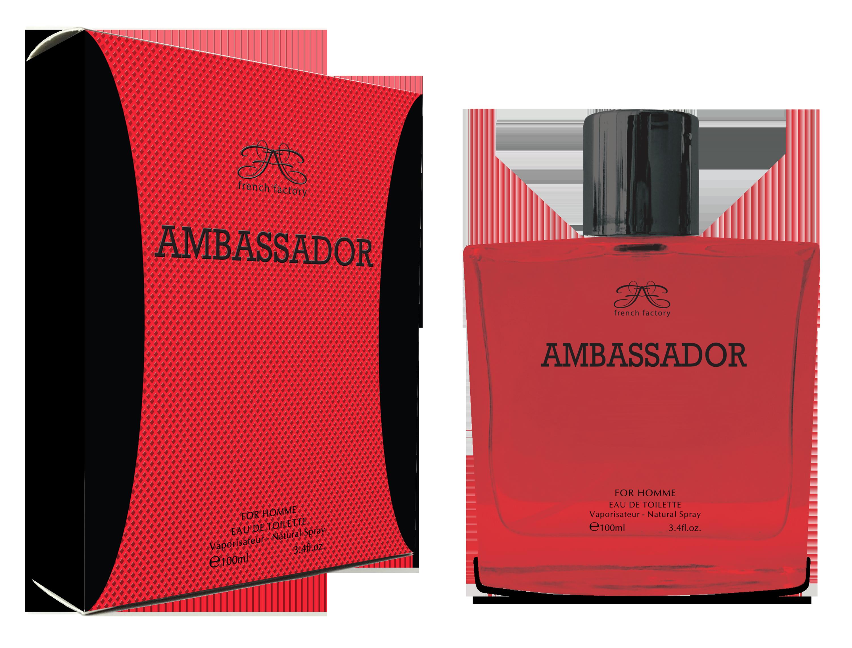 Ambassador EDT عطر رجالي 00153
