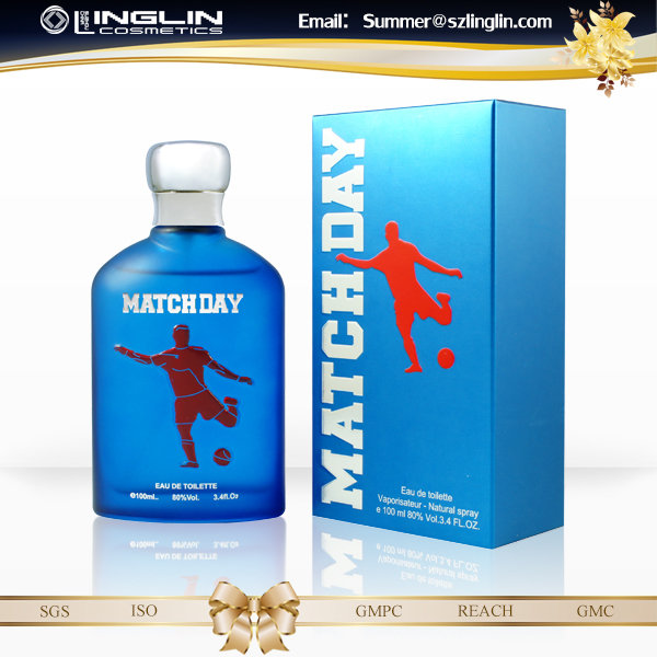 Match Day Blue EDP عطر ماتش دي برفيوم