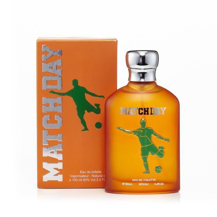 Match Day Orange EDP عطر ماتش دي برفيوم 00157