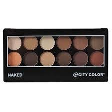 Naked Eyeshadow - city color ظلال عيون